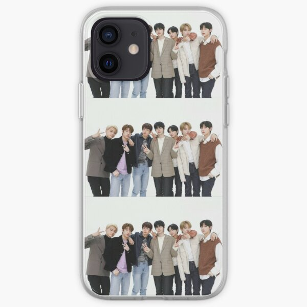 ENHYPEN Group Photo iPhone Soft Case RB3107 product Offical Enhypen Merch