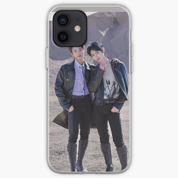 ENHYPEN Jake and Sunghoon 2021 iPhone Soft Case RB3107 product Offical Enhypen Merch