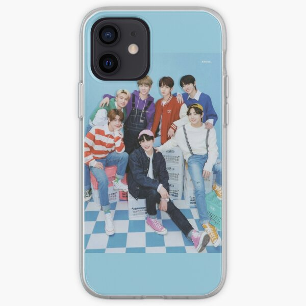 ENHYPEN Group Photo - 5 iPhone Soft Case RB3107 product Offical Enhypen Merch