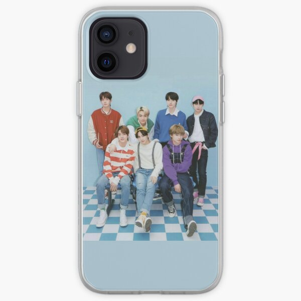 ENHYPEN Group Photo - 7 iPhone Soft Case RB3107 product Offical Enhypen Merch