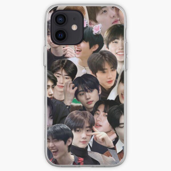 ENHYPEN PARK SUNGHOON (박성훈) COLLAGE  iPhone Soft Case RB3107 product Offical Enhypen Merch