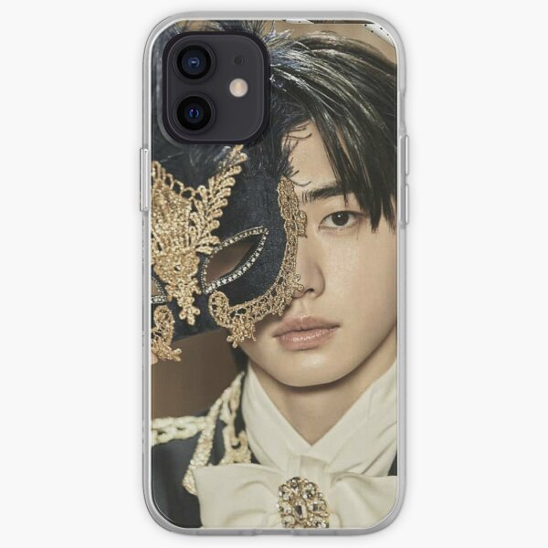 SUNGHOON - ENHYPEN Border: Carnival Concept UP Version iPhone Soft Case RB3107 product Offical Enhypen Merch