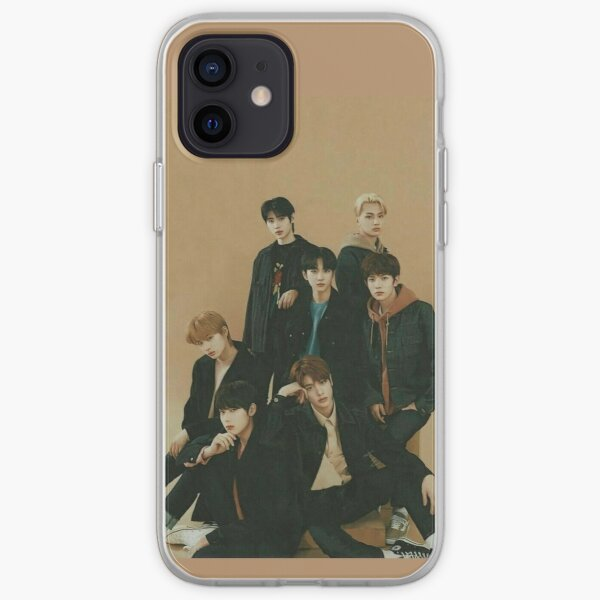 ENHYPEN Group Photo Aesthetic iPhone Soft Case RB3107 product Offical Enhypen Merch