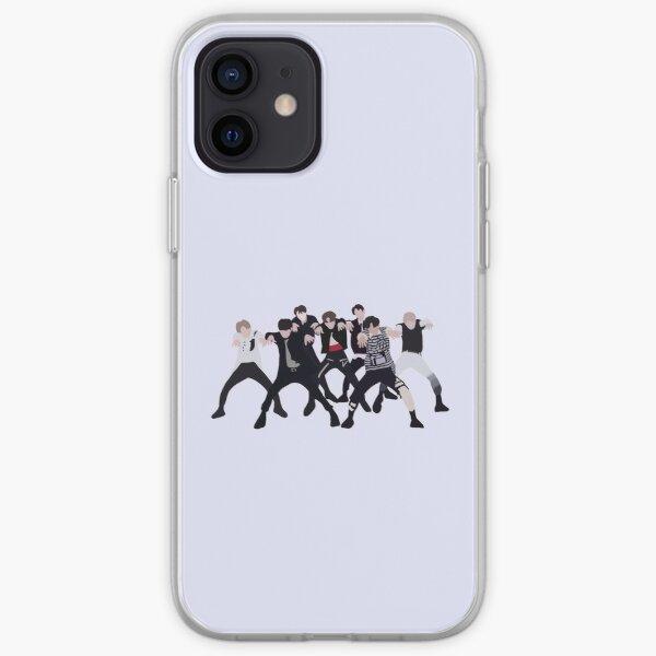 ENHYPEN Drunk-Dazed Digital Illustration  iPhone Soft Case RB3107 product Offical Enhypen Merch