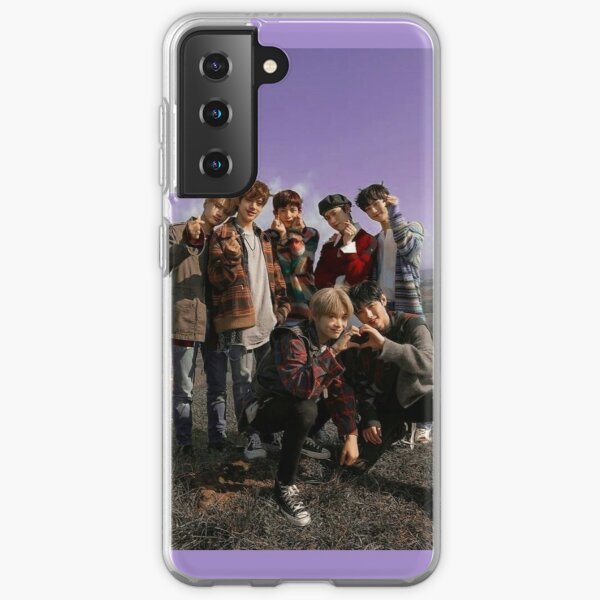 ENHYPEN Group Photo Samsung Galaxy Soft Case RB3107 product Offical Enhypen Merch