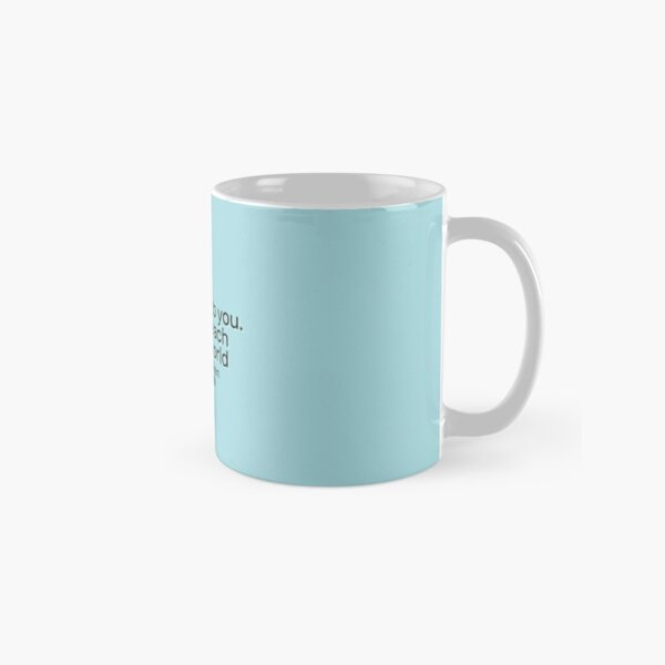 ENHYPEN 'GIVEN OR TAKEN' LYRICS Classic Mug RB3107 product Offical Enhypen Merch