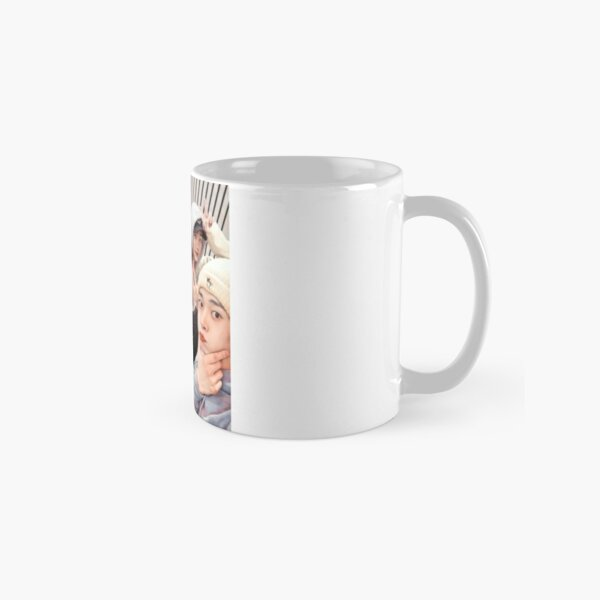 ENHYPEN Group Photo - 6 Classic Mug RB3107 product Offical Enhypen Merch