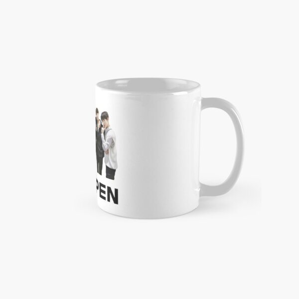 ENHYPEN MEMBERS - Day 1 Classic Mug RB3107 product Offical Enhypen Merch