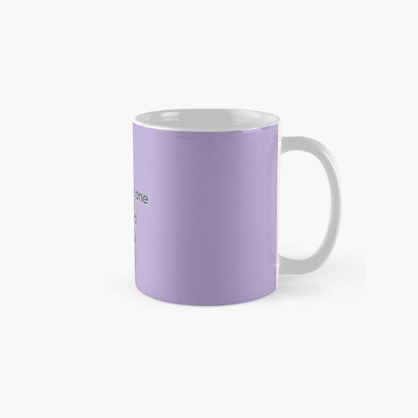 ENHYPEN 'LET ME IN' LYRICS Classic Mug RB3107 product Offical Enhypen Merch