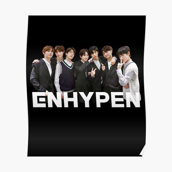 Enhypen Poster RB3107 product Offical Enhypen Merch