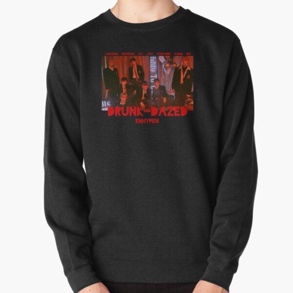 Enhypen Drunk Dazed Pullover Sweatshirt RB3107 product Offical Enhypen Merch