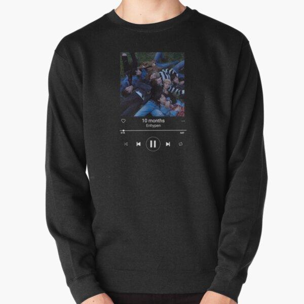Enhypen 10 months playlist Pullover Sweatshirt RB3107 product Offical Enhypen Merch