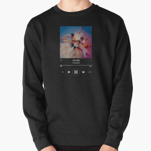 Enhypen Fever playlist Pullover Sweatshirt RB3107 product Offical Enhypen Merch