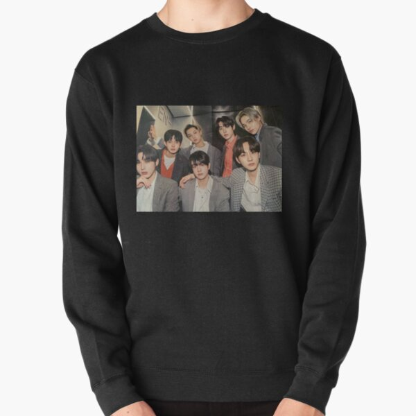 ENHYPEN Group Photo - 4 Pullover Sweatshirt RB3107 product Offical Enhypen Merch
