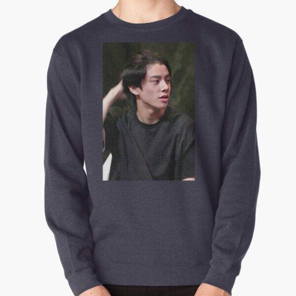 ENHYPEN JAKE Cute Side Photo Pullover Sweatshirt RB3107 product Offical Enhypen Merch