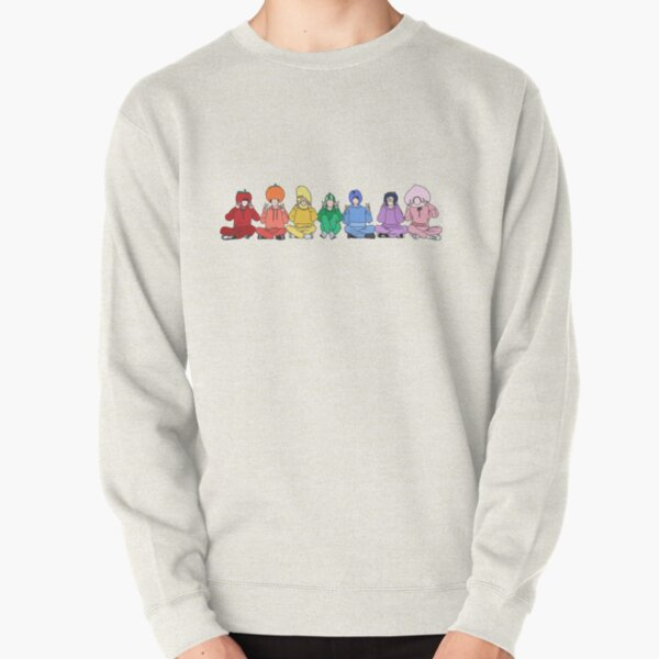 Enhypen as Fruits for Halloween Pullover Sweatshirt RB3107 product Offical Enhypen Merch
