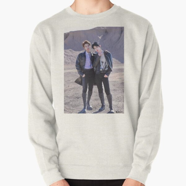 ENHYPEN Jake and Sunghoon 2021 Pullover Sweatshirt RB3107 product Offical Enhypen Merch