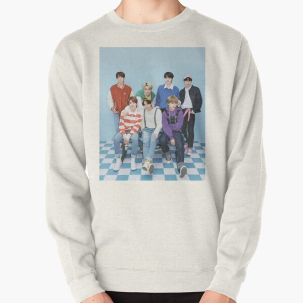 ENHYPEN Group Photo - 7 Pullover Sweatshirt RB3107 product Offical Enhypen Merch