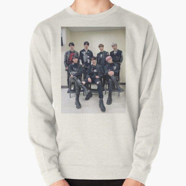 ENHYPEN 2021 Given Taken in Black Pullover Sweatshirt RB3107 product Offical Enhypen Merch