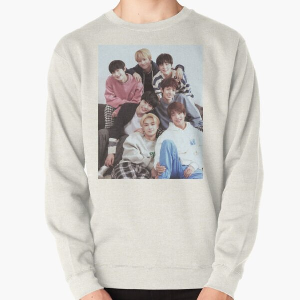 ENHYPEN Group Photo Pullover Sweatshirt RB3107 product Offical Enhypen Merch