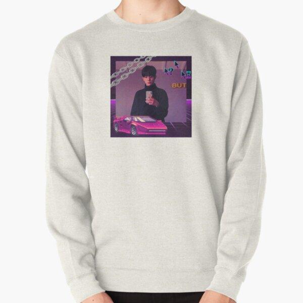 ENHYPEN Heeseung mirror selfie aesthetic Pullover Sweatshirt RB3107 product Offical Enhypen Merch