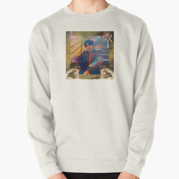 ENHYPEN Sunghoon aesthetic Pullover Sweatshirt RB3107 product Offical Enhypen Merch