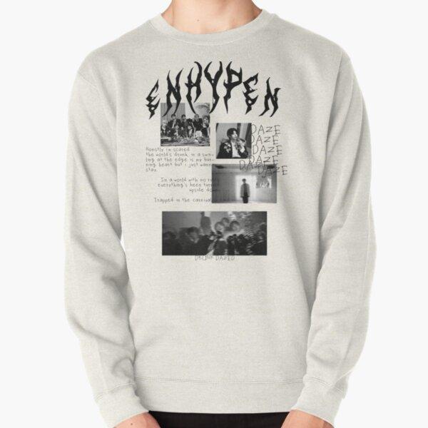 ENHYPEN DRUNK DAZE Pullover Sweatshirt RB3107 product Offical Enhypen Merch