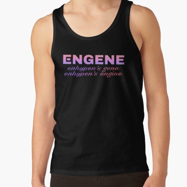Engene-enhypen's gene,enhypen's engine! Tank Top RB3107 product Offical Enhypen Merch