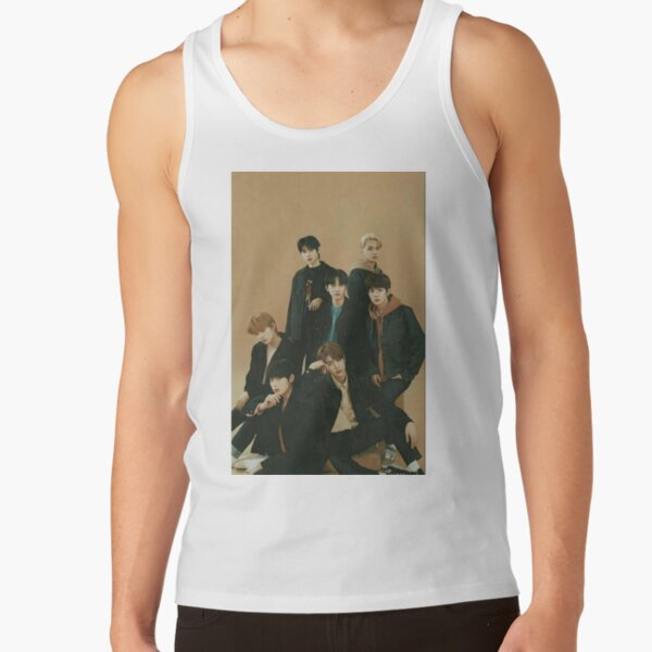 ENHYPEN Group Photo Aesthetic Tank Top RB3107 product Offical Enhypen Merch