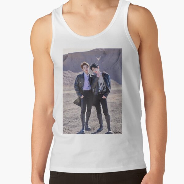 ENHYPEN Jake and Sunghoon 2021 Tank Top RB3107 product Offical Enhypen Merch