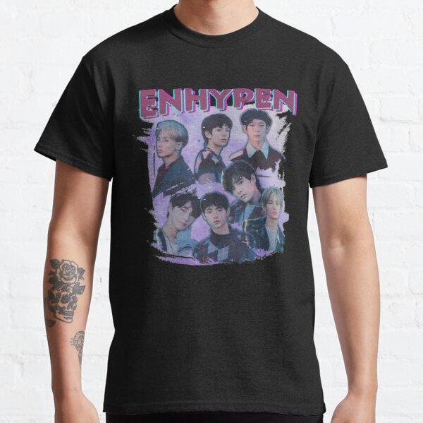 Enhypen OT7 Design Classic T-Shirt RB3107 product Offical Enhypen Merch