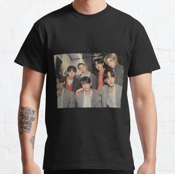 ENHYPEN Group Photo - 4 Classic T-Shirt RB3107 product Offical Enhypen Merch