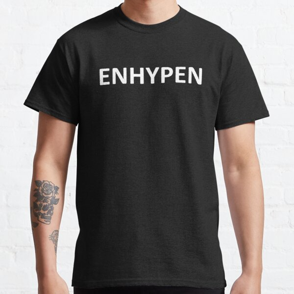 Enhypen Classic T-Shirt RB3107 product Offical Enhypen Merch