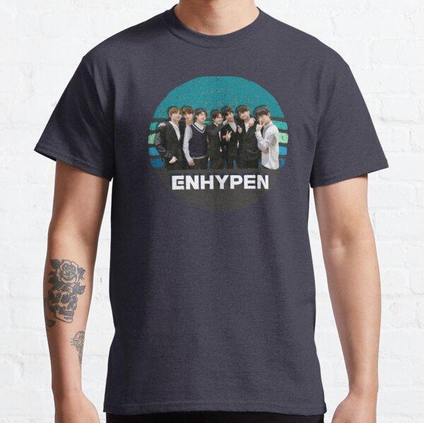 Enhypen members Classic T-Shirt RB3107 product Offical Enhypen Merch