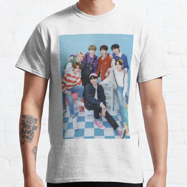 ENHYPEN Group Photo - 5 Classic T-Shirt RB3107 product Offical Enhypen Merch