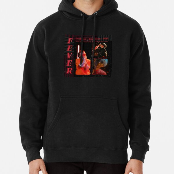 Enhypen Fever Jungwon Sunghoon and Niki Pullover Hoodie RB3107 product Offical Enhypen Merch