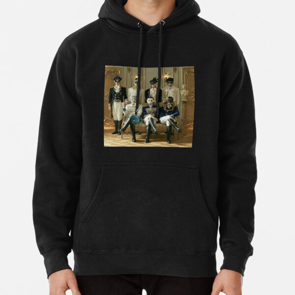 ENHYPEN Border Carnival UP Version Pullover Hoodie RB3107 product Offical Enhypen Merch