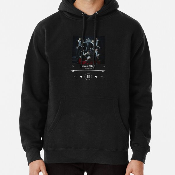 Enhypen Given Taken playlist Pullover Hoodie RB3107 product Offical Enhypen Merch