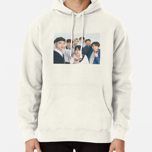ENHYPEN 2021 Selfie Photo Pullover Hoodie RB3107 product Offical Enhypen Merch