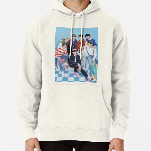 ENHYPEN Group Photo - 5 Pullover Hoodie RB3107 product Offical Enhypen Merch