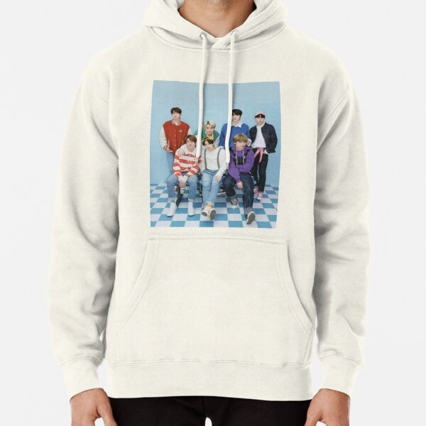 ENHYPEN Group Photo - 7 Pullover Hoodie RB3107 product Offical Enhypen Merch