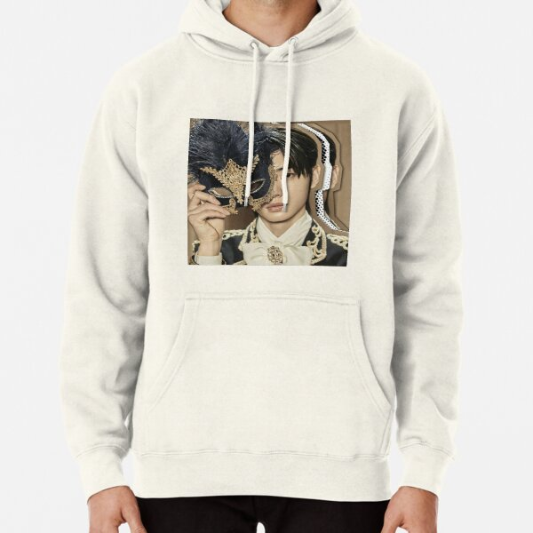 SUNGHOON - ENHYPEN Border: Carnival Concept UP Version Pullover Hoodie RB3107 product Offical Enhypen Merch