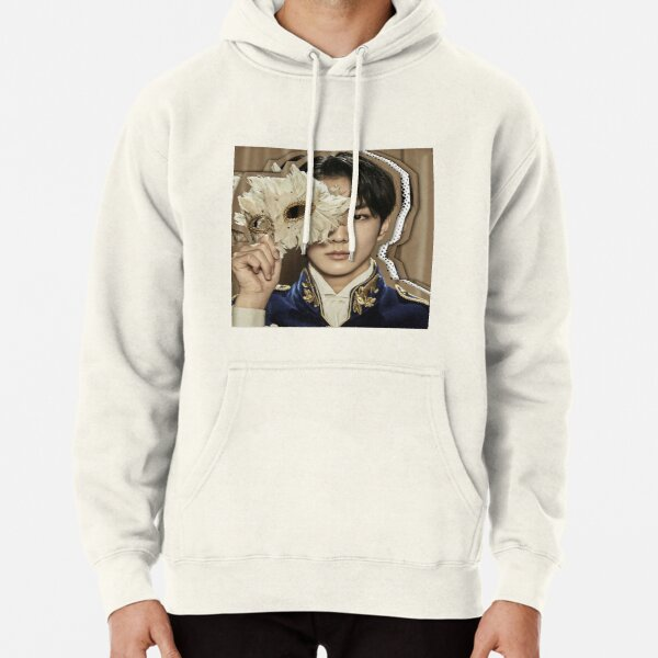 JUNGWON - ENHYPEN Border: Carnival Concept UP Version Pullover Hoodie RB3107 product Offical Enhypen Merch