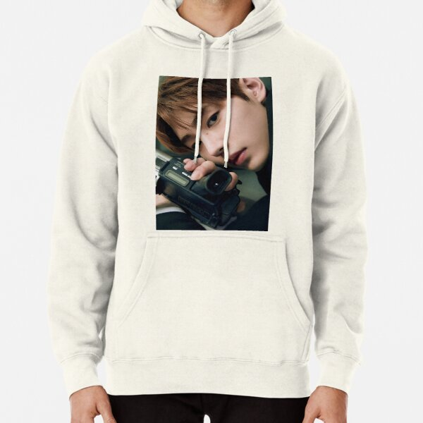 ENHYPEN PROFILE JUNGWOO Pullover Hoodie RB3107 product Offical Enhypen Merch