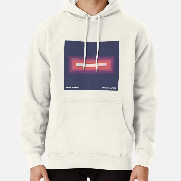 ENHYPEN - BORDER:DAY ONE Pullover Hoodie RB3107 product Offical Enhypen Merch