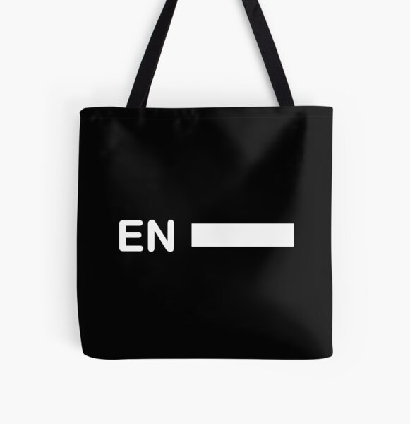 Enhypen All Over Print Tote Bag RB3107 product Offical Enhypen Merch