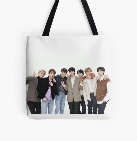 ENHYPEN Group Photo All Over Print Tote Bag RB3107 product Offical Enhypen Merch