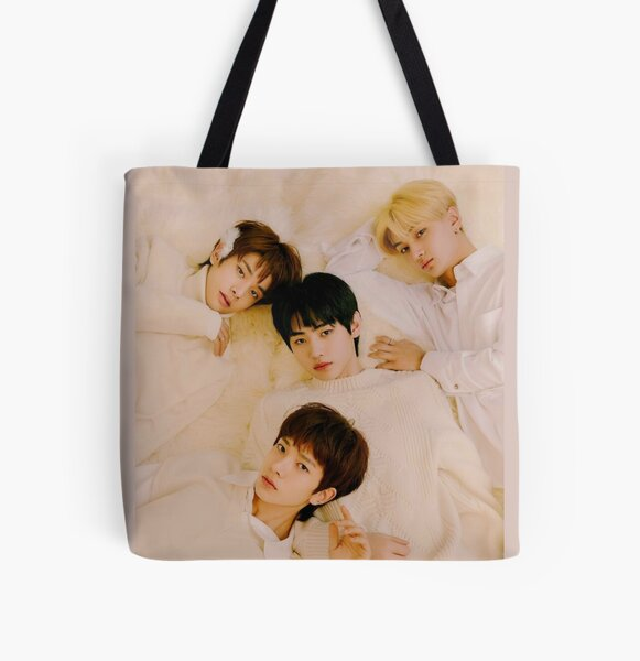 ENHYPEN Season Greeting 2021 All Over Print Tote Bag RB3107 product Offical Enhypen Merch