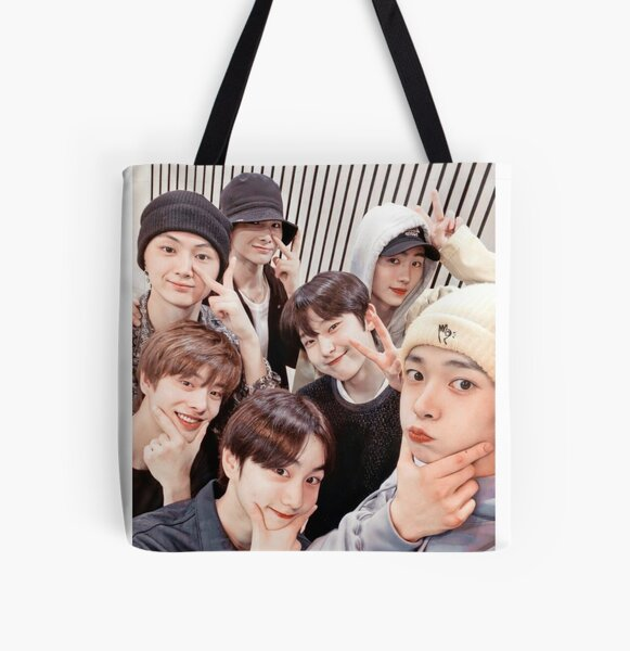 ENHYPEN Group Photo - 6 All Over Print Tote Bag RB3107 product Offical Enhypen Merch