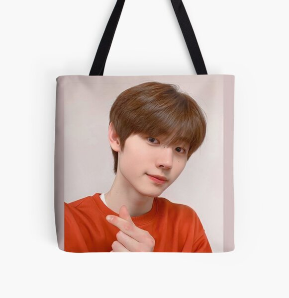 ENHYPEN Sunghoon 2021 All Over Print Tote Bag RB3107 product Offical Enhypen Merch